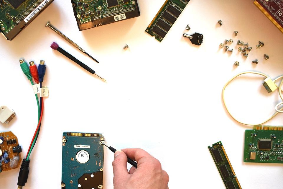 hardware počítače