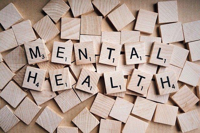duševní zdraví na kostkách
