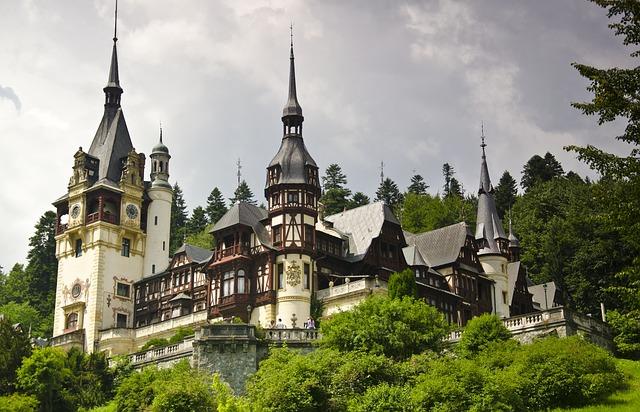 peles hrad