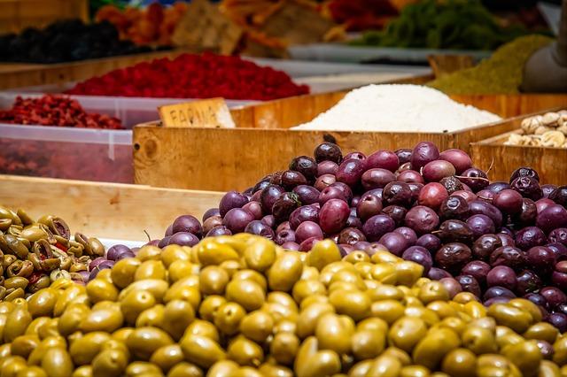 bedýnka oliv