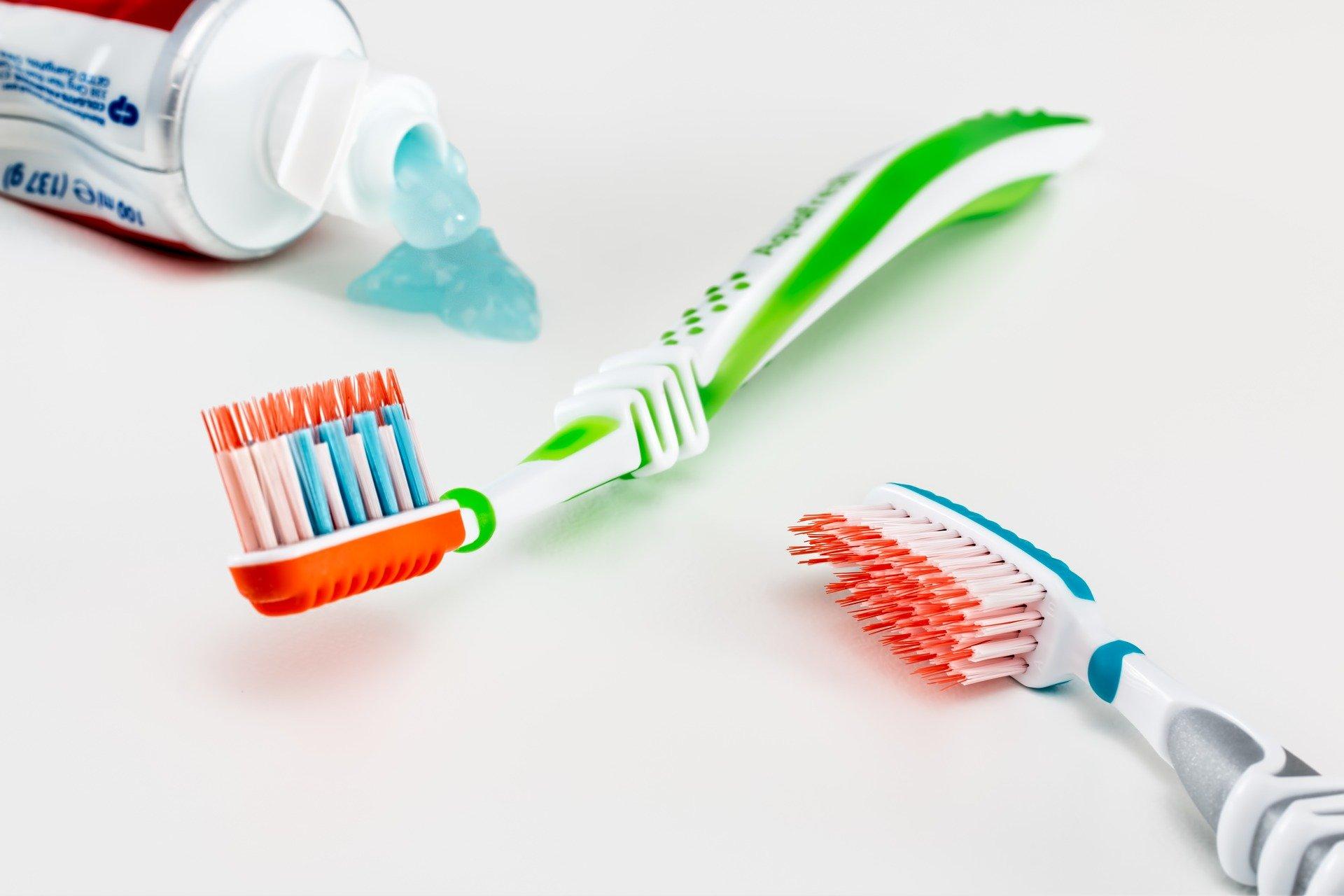 základní hygienické úkony